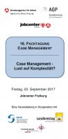 CaseManagement – Lust auf Komplexität?