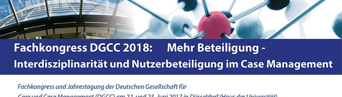 Fachkongress DGCC 2018: Mehr Beteiligung