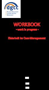 Titelseite Workbook Zielarbeit im Case Management