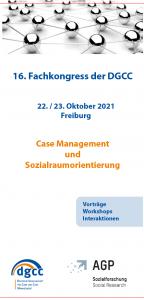 Programm Fachkongress 2021 CM und Sozialraumorientierung - Jahreskongress